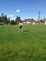 škropljenje trave
