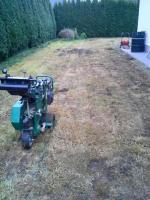 frezanje, priprava terena